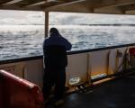 Swan's Island Maine in December